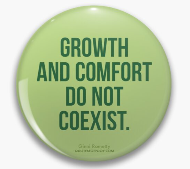 How to expand your comfort zone!